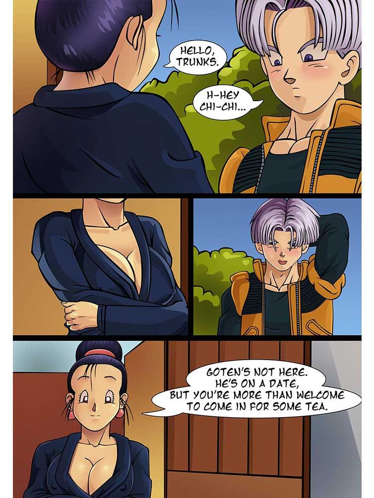 Trunks-betrayer