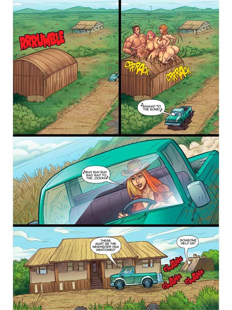 farm sex toon