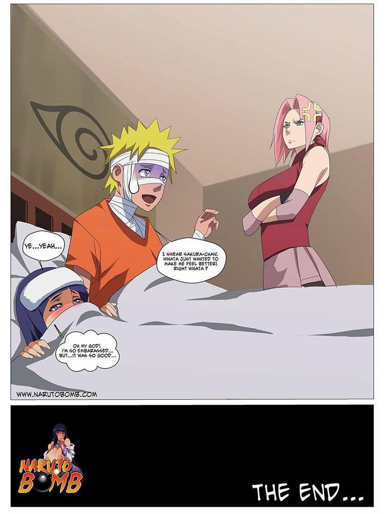 Naughty medicine - Naruto