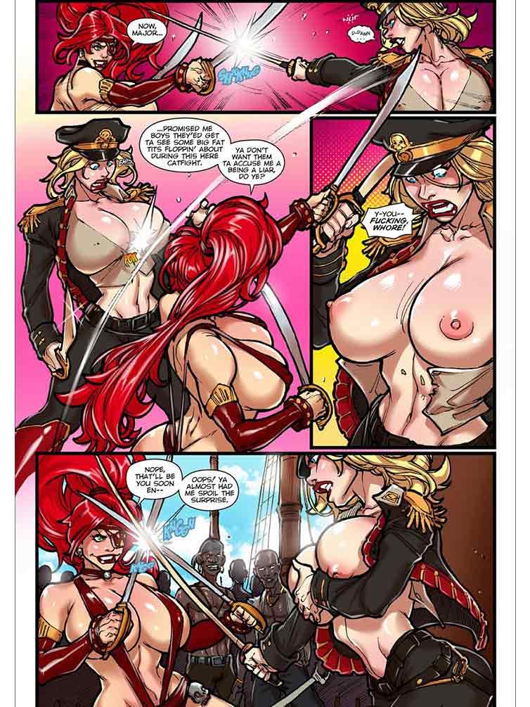 Filthy Pirate Porn
