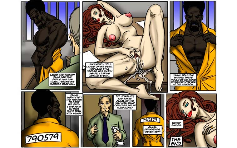 Cuckold by the inmate