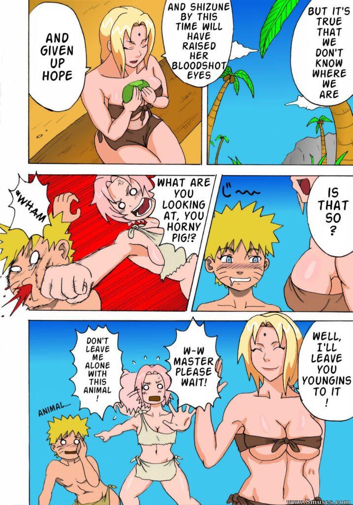 Naruto: fucking in the jungle