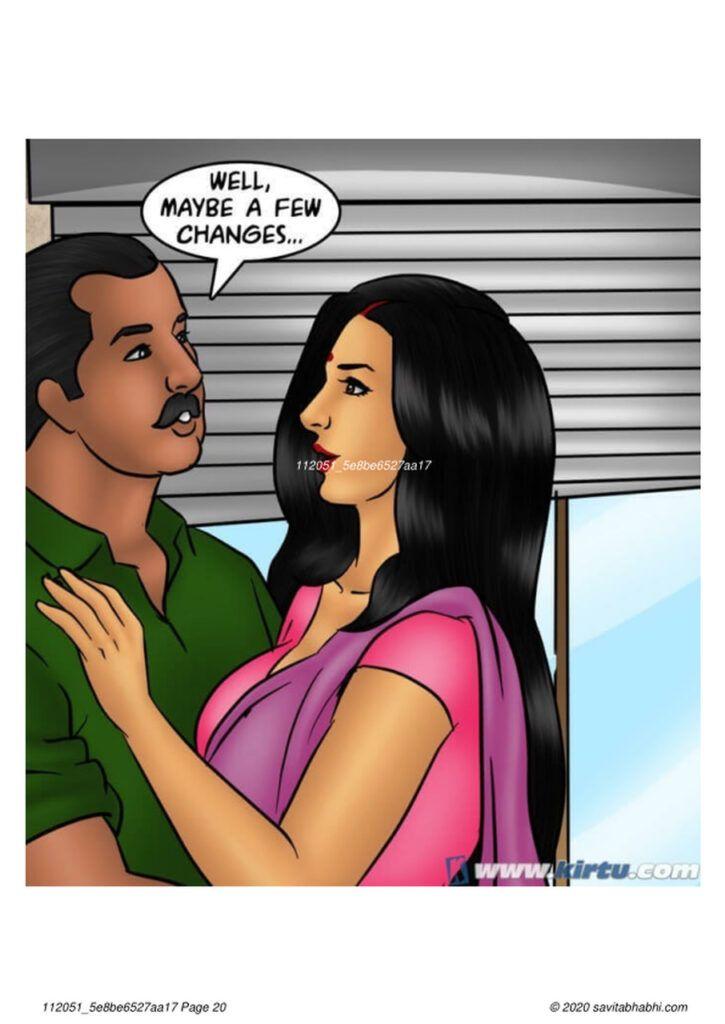 Savita Bhabhi - The Farmer's Hot Daughter