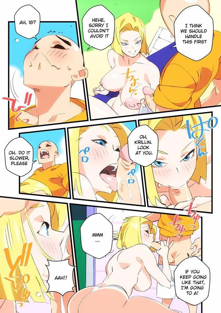 Dragon Ball: The Luckiest Earthling Warrior
