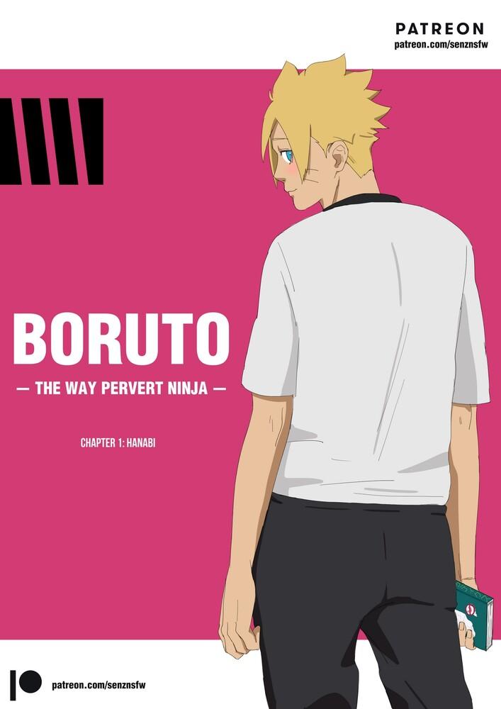 Boruto: Pervert Ninja