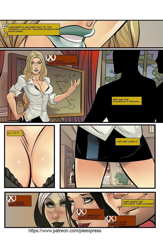 X-Men: School Daze