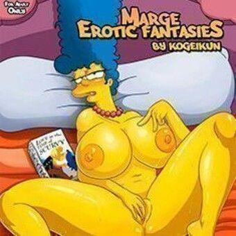 Marge Erotic Fantasies