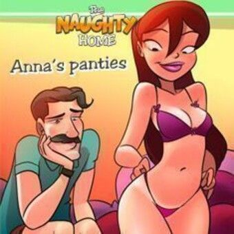 Anna's panties