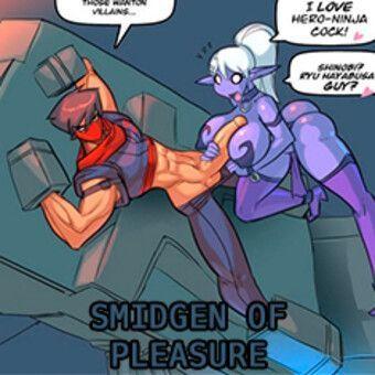 Smidgen of pleasure