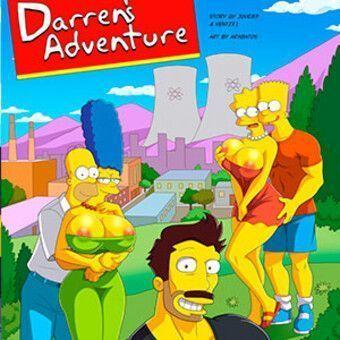 Darren Adventure - Jenny Poussins
