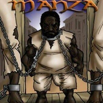Manza: A slave with a big cock
