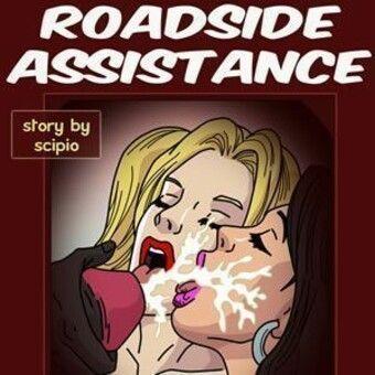 Roadside assistance: Fucking in the road