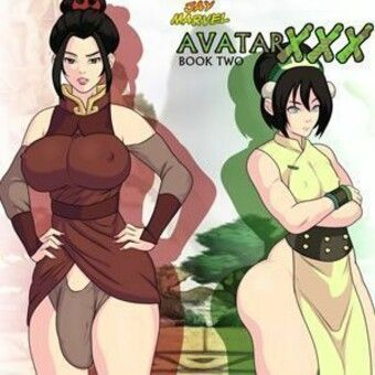 Avatar XXX: The book of sex