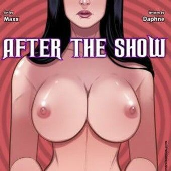 After the show - The sex slave