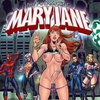 Mary Jane is a hot shemale