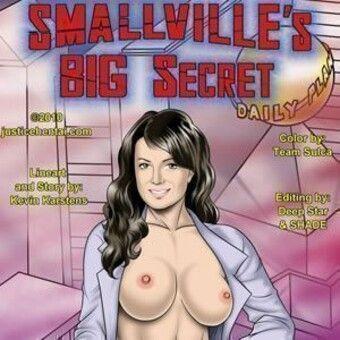 Smallvile Porn: Clark's secret