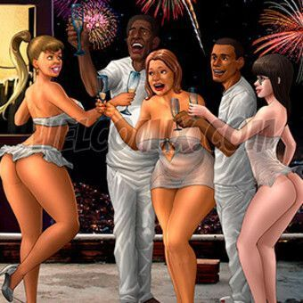 The Slumdogs' New Year