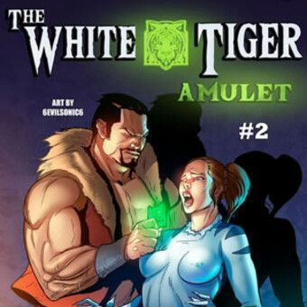 Spiderman Porn: White Tiger Amulet