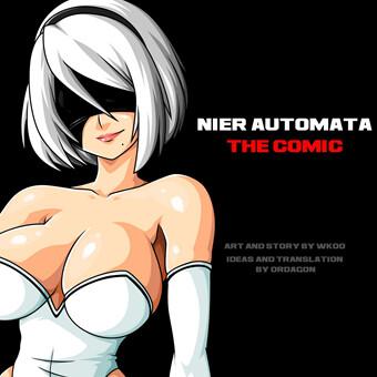 Nier Automata: The comic