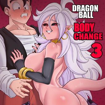 Dragon Ball: Body Change 3